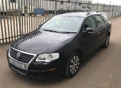 2010 Volkswagen Passat 1.6 Tdi Bluemotion 5 Dr Estate - CL505 - NO VAT ON THE HAMMER - Location: