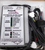 1 x Basement System Automatic Ultra Sump and Battery Tester - Model 92159 - New and Boxed -