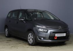 2014 Citroen Grand C4 Picasso 1.6 e-HDi 115 Airdream VTR+ 5dr MPV- CL505 - NO VAT ON THE HAMMER -