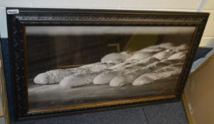 Assortment Of 8 x Framed Pictures - Various Sizes - Ref: Ma420 - CL481 - Location: Altrincham