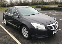 2010 Vauxhall Insignia 2.0 DCTI Exclusive 5Dr Hatchback - CL505 - NO VAT ON THE HAMMER - Location: