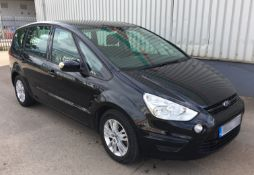 2010 Ford S-Max 2.0 TDCI Zetec 5dr MPV - CL505 - NO VAT ON THE HAMMER - Location: Corby,