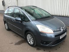 2007 Citroen Grand Picasso 1.6 Hdi VTR+ 7 Seater 5Dr MPV - CL505 - NO VAT ON THE HAMMER -