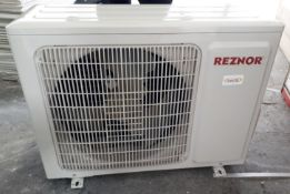 10 x Nortek 'Reznor' Air Conditioning 3.5kw Mini Split Systems - Model RHH12 - Brand New Boxed Stock