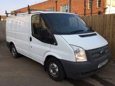 2012 Ford Transit 2.2 TDCI 100 T280 Swb Low Roof 6 Speed 5 Door Van- CL505 - Location: