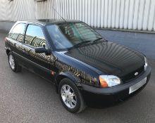 2001 Ford Fiesta 1.3 Flight 3 Door Hatchback - CL505 - NO VAT ON THE HAMMER - Location: Corby,