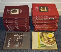24 x Cookery Books In Chinese - Please Read Full Description - Ref: MA425 - CL999