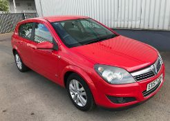 2007 Vauxhall Astra SXI 1.7 CDTI 5Dr Hatchback - CL505 - NO VAT ON THE HAMMER - Location:
