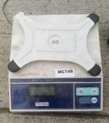1 x Weighstation Electronic Platform Scale 3kg (Model F177) - Pre-owned, Taken From An Asian Fusion