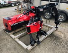 Unused Blaney 3 in 1 Tractor Mounted Power Shredder - CL505 - Location: Northern Ireland - UK-Wide