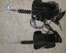 2 x iDC Intelligent Drive Control Units - Anti Snaking System For Caravans - Mode idc 2800T - Ref