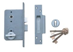3 x Union Assa Abloy J4GL Fort Locks - Brand New Stock - Product Code: J4GL- CL538 - Ref: Pallet