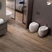 10 x Boxes of RAK Porcelain Floor or Wall Tiles - Capital Wood in Natural Oak - 29.5 x 120 cm