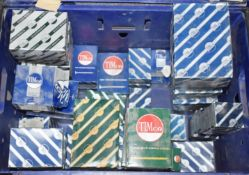 Approximately 52 x Assorted Boxes of Screws - Various Brands, Types and Sizes Included - All