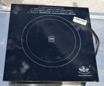 1 x Orchid IH-G1113A Induction Cooker - Pre-owned, Taken From An Asian Fusion Restaurant - Ref: MC79