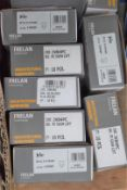 11 x Boxes of Frelan Sash Window Accessories - Includes Approx 100 x Items Such as Fasteners and