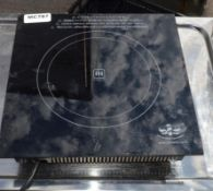 1 x Orchid IH-G1113A Induction Cooker - Pre-owned, Taken From An Asian Fusion Restaurant - Ref: MC78