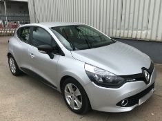 2015 Renault Clio 1.5 Dci Expression + Eco 5 Dr Hatchback - 1 YEARS MOT - CL505 - NO VAT ON THE HAM