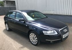 2009 Audi A6 2.0 Tdi Le 5 Door Estate - CL505 - NO VAT ON THE HAMMER - Location: Corby, Northamptons