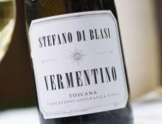12 x Bottles of Stefano Di Blasi 2019 Vermentino Toscana 13.5% Wine - 750ml Bottles - Drink Until