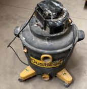 1 x Dustless Wet Dry Vac - Used, Recently Removed From A Working Site - CL505 - Ref: TL034 -