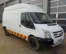 2010 Ford Transit 350 Lwb 140 2.4D Panel Van - CL505 - Location: Corby, Northamptonshire