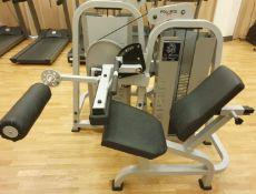 1 x Polaris DE-202 Seated Leg Curl CommercialGym Machine - CL552 - Location: West Yorkshire This