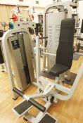 1 x Polaris DE-101 Chest Press CommercialGym Machine - CL552 - Location: West Yorkshire This item