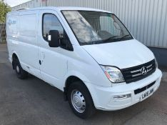 2016 LDV V80 L1H1 2.5 Td Panel Van - CL505 - Location: Corby, NorthamptonshireDescri