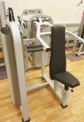 1 x Polaris DE-103 Shoulder Press CommercialGym Machine - CL552 - Location: West Yorkshire This