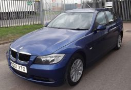 2007 BMW 318i SE 4 Door Saloon- CL505 - NO VAT ON THE HAMMER - Location: Corby