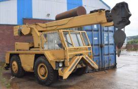 1 x Jones Mobile Diesel Crane With 10 Ton Capacity - NO VAT ON THE HAMMER!