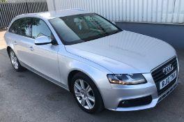 2012 Audi A4 2.0 Tdi SE Avant Automatic 5 Door Estate- CL505 - NO VAT ON THE HAMMER - Location:
