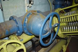 1 x Saunders Diaphragm Valve - Ref EP101 - Pipe Connection Size 30cm - CL451 - Location: Scunthorpe,