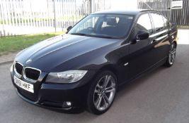 2011 BMW 320D 2.0D Efficientdynamics 4 Door Saloon - CL505 - NO VAT ON THE HAMMER - Location: Corby,