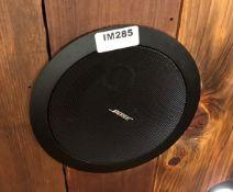 1 x Bose Speaker - CL554 - Ref IM285 - Location:Altrincham WA14