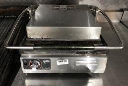 "1 x Star Pro-Max 14"" Sandwich / Panini Contact Grill - CL554 - Ref IM210 - Location:Altrincham"