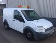 2008 Ford Transit Connect T200 75 Panel Van - CL505 - Location: Corby, Northamptonshire<stro