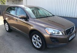 2009 Volvo XC60 2.4D SE Lux Auto 5 Door 4x4 - CL505 - NO VAT ON THE HAMMER - Location: Corby,