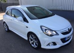2012 Vauxhall Corsa 1.6T VXR 3 Door Hatchback - CL505 - NO VAT ON THE HAMMER - Location: Corby,