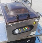 1 x BUFFALO GF439 Chamber Vacuum Pack Machine - Pre-owned, Taken From An Asian Fusion Restaurant - R