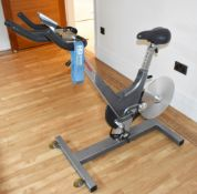 1 x Keiser M3 Excercise Spin Bike - CL546 - Location: Hale, Cheshire - NO VAT ON THE HAMMER! This
