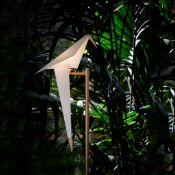 1 x MOOOI 'Perch' Designer Floor Lamp - Width: 28cm x Depth: 33cm x Height: 164cm - Ref: 5648005 /