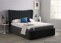 1 x TEMPUR Horton Ottoman Superking Bed Frame - Dimensions: 180 x 200cm - Originally RRP £1,649