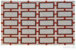 1 x FRATO 'Chelsea' Luxurious Italian Designer Rug - Dimensions: 280 x 380cm - Original Price £4,639