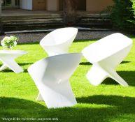 4-Piece QUI-EST PAUL Designer Garden Furniture Set - Made In France - Pre-owned - Originally £1,360!