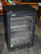 1 x Gamko Single Door Undercounter Bottle Cooler - Model MG2/150LG - RRP £900 - Ref: RB187 - CL558 -