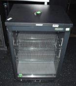 1 x Gamko Single Door Undercounter Bottle Cooler - Model MG2/150LG - RRP £900 - Ref: RB193 - CL558 -