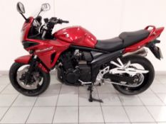 Suzuki Bandit 1250 S in Red - 65 Plate - 16808 Miles - 1 Owner - CLTBC - Location: Altrincham WA14
