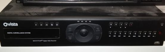 1 x Vista CCTV Recorder - Ref: RB - CL558 - Location: Altrincham WA14
